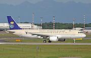 Saudi Arabian Airlines, Airbus A320-214
