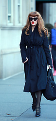 """Blake Lively filming """"The Rhythm Section"""". 14 Jan 2018 Pictured: Blake Lively. Photo credit: SteveSands/NewYorkNewswire/MEGA TheMegaAgency.com +1 888 505 6342"""