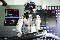 October 17, 2018 - Valencia, Spain - BIRD Sam (gbr), Envision Virgin Racing Team portrait during the Formula E official pre-season test at Circuit Ricardo Tormo in Valencia on October 16, 17, 18 and 19, 2018. (Credit Image: © Xavier Bonilla/NurPhoto via ZUMA Press)