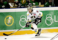 Ishockey , 06. desember 2007 , GET-ligan , Comet - Stavanger ,  Brendan Brooks Stavanger , Foto: Thomas Andersen , Digitalsport