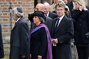 De koninklijke familie en tal van vrienden, bekenden en collega's van prins Friso zijn samengekomen in de Oude Kerk in Delft om de op 12 augustus overleden prins Friso te herdenken. <br /> <br /> The royal family and many friends, acquaintances and colleagues of Prince Friso are in the Old Church in Delft to commemorate the Prince who past away on August 12 2013.<br /> <br /> Op de foto / On the photo: Boris Dittrich