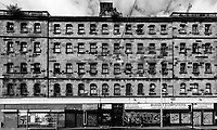 The Beco building in Tradeston, Glasgow, at the site of the new Buchanan Wharf development by Barclays