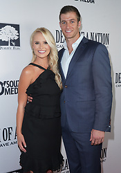 Tomi Lahren at Death Of A Nation Los Angeles Premiere held at Regal L.A. Live: A Barco Innovation Center on July 31, 2018 in Los Angeles, California, United States (Photo by Jc Olivera for Jade Umbrella)