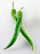 Green chili uncut