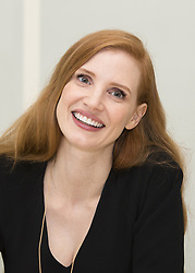 December 11, 2017 - FILE - Golden Globes 2018 Nominees - Nominated for Best Actress, Drama Jessica Chastain, Molly's Game - November 7, 2017 - Hollywood, California, U.S. - JESSICA CHASTAIN stars as Molly in the true story movie 'Molly's Game.' Jessica Michelle Chastain (born March 24, 1977) is an American actress and film producer. (Credit Image: © Armando Gallo via ZUMA Studio)