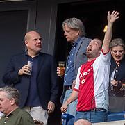 NLD/Amsterdam/20180408 - Ajax - Heracles, makelaar Jacques Walch , autistische Benjamin