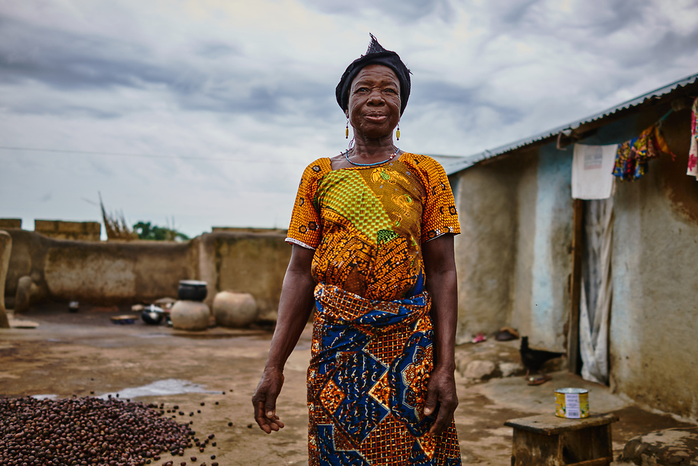 7/19/19/Tumbalug/ Ghana: For the past five years, Oxfam has been absent in Kpatia and Tambalug (2 communities in Garu Tempane District of the Upper East Region of Ghana).  This project is a visual documentary study on the impact of climate change on these farming communities, in the absence of fresh aid.