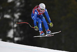 30.11.2017, Lake Louise, CAN, FIS Weltcup Ski Alpin, Lake Louise, Abfahrt, Damen, 3. Training, im Bild Johanna Schnarf (ITA) // Johanna Schnarf of Italy in action during the 3rd practice run of ladie's Downhill of FIS Ski Alpine World Cup at the Lake Louise, Canada on 2017/11/30. EXPA Pictures © 2017, PhotoCredit: EXPA/ SM<br /> <br /> *****ATTENTION - OUT of GER*****