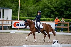 Kempenaars Fleur, NED, Armano<br /> Nederlands Kampioenschap<br /> Ermelo 2021<br /> © Hippo Foto - Dirk Caremans<br />  06/06/2021