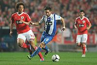 20120302: LISBON, PORTUGAL - Liga Zon Sagres 2011/2012: SL Benfica vs FC Porto.<br /> In photo: Joao Moutinho.<br /> PHOTO: Alexandre Pona/CITYFILES