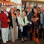 Premiere circus Louis Knie Den Haag, groepsfoto