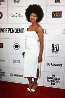 Ayesha De Garci, The Independent Filmmaker's Ball 2017 - Fundraising Gala, Café de Paris, London UK, 26 April 2017, Photo by Richard Goldschmidt