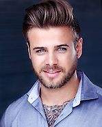 Actor Headshot Photography Dominic Gladwin
