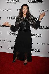 November 13, 2017 - New York City, New York, USA - 11/13/17.Lynda Carter at The 2017 Glamour Women of the Year Awards in Brooklyn, New York. (Credit Image: © Starmax/Newscom via ZUMA Press)