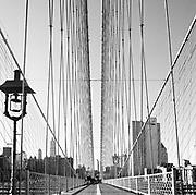 Suspension Cables, Brooklyn Bridge