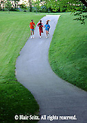 PA landscapes Running for Exercise, Couples Run Together, York Co., Parks Running Trails