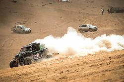 January 10, 2019 - Arequipa, Peru - AREQUIPA, PU - 10.01.2019: DAKAR 20189 - Reinaldo Varela (BRA) during the Dakar Rally 2019, on Wednesday (10), in Arequipa, Peru. (Credit Image: © Gustavo Epifanio/Fotoarena via ZUMA Press)