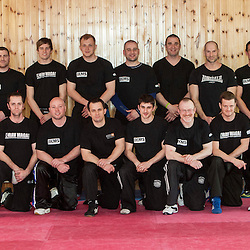 The first week of the KMG UK Instructors course