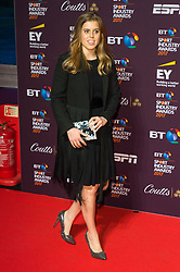 © Licensed to London News Pictures. 27/04/2017. London, UK. PRINCESS BEATRICE attends the BT Sport Industry Awards 2017.  Photo credit: Ray Tang/LNP.