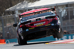 October 19, 2018 - Gold Coast, QLD, U.S. - GOLD COAST, QLD - OCTOBER 19: Chaz Mostert in the Supercheap Auto Racing Ford Falcon during Friday practice at The 2018 Vodafone Supercar Gold Coast 600 in Queensland on October 19, 2018. (Photo by Speed Media/Icon Sportswire) (Credit Image: © Speed Media/Icon SMI via ZUMA Press)