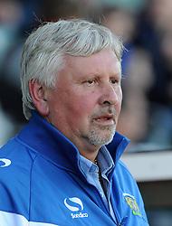 Yeovil Town's Manager Paul Sturrock - Photo mandatory by-line: Harry Trump/JMP - Mobile: 07966 386802 - 30/07/15 - SPORT - FOOTBALL - Pre Season Fixture - Yeovil Town v Bristol City - Huish Park, Yeovil, England.