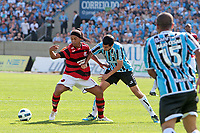 20111030: PORTO ALEGRE, BRAZIL - Football match between Gremio and  Flamengo teams held at the Sao januario. In picture Ronaldinho Gaucho(Flamengo) <br />