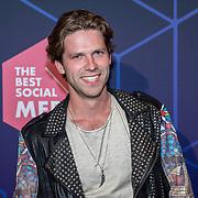 NLD/Amsterdam/20190613 - Inloop uitreiking De Beste Social Awards 2019, Giel de Winter