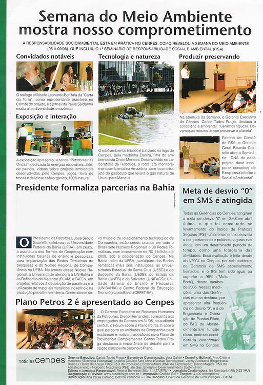 Fotos para a Petrobras para a área de comunicação interna e externa da companhia realizadas durante anos de parceria.
