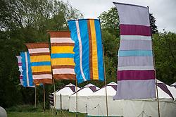 The Yurt field, Howthelightgetsin Festival, Hay on Wye, Hereford, 2015