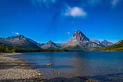 Two Medicine Lake, Sinopah Mountain