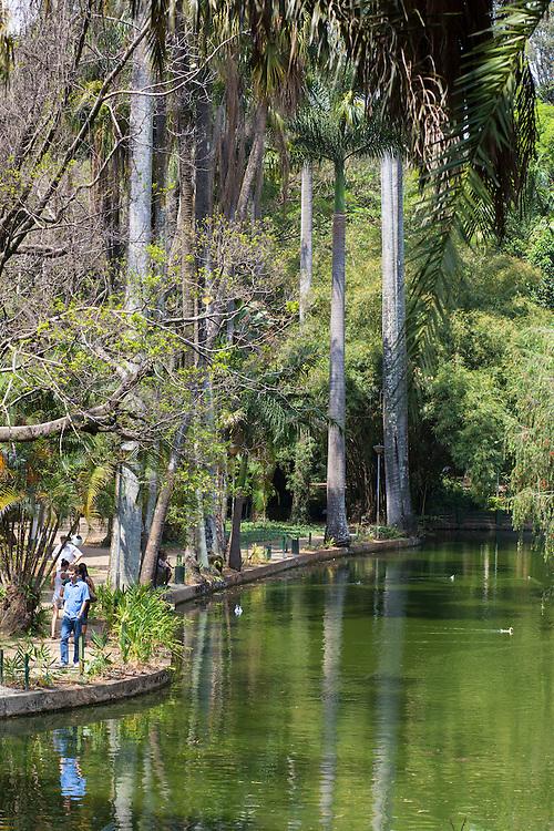 Belo Horizonte_MG. Brasil.<br /> <br /> Parque Municipal Americo Renne Giannetti em Belo Horizonte, Minas Gerais.<br /> <br /> The Municipal Park Americo Renne Giannetti in Belo Horizonte, Minas Gerais.<br /> <br /> Foto: RODRIGO LIMA / NITRO
