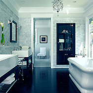 photographed for Designing Your Dream Bathroom, Sterling Publishing