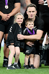 Ben Smith of New Zealand (All Blacks) during the Bronze Final match between New Zealand and Wales Mandatory by-line: Steve Haag Sports/JMPUK - 01/11/2019 - RUGBY - Tokyo Stadium - Tokyo, Japan - New Zealand v Wales - Bronze Final - Rugby World Cup Japan 2019