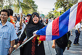 Election Day in Bangkok