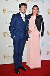© Licensed to London News Pictures. 13/02/2016. Guests including POPPY JAMIE, PENELOPE CRUZ, DAKOTA JOHNSON, EDDIE REDMAYNE, IDRIS ELBA, JOHN BOYEGA, JULIE WALTERS, KATE WINSLET, TARON EGERTON, MICHAEL FASSBENDER attend the BAFTA Lancôme Nominees' Party held at Kensington Palace. London, UK. Photo credit: Ray Tang/LNP