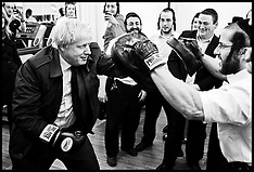 Boris Johnson London Mayor 2012 Campaign