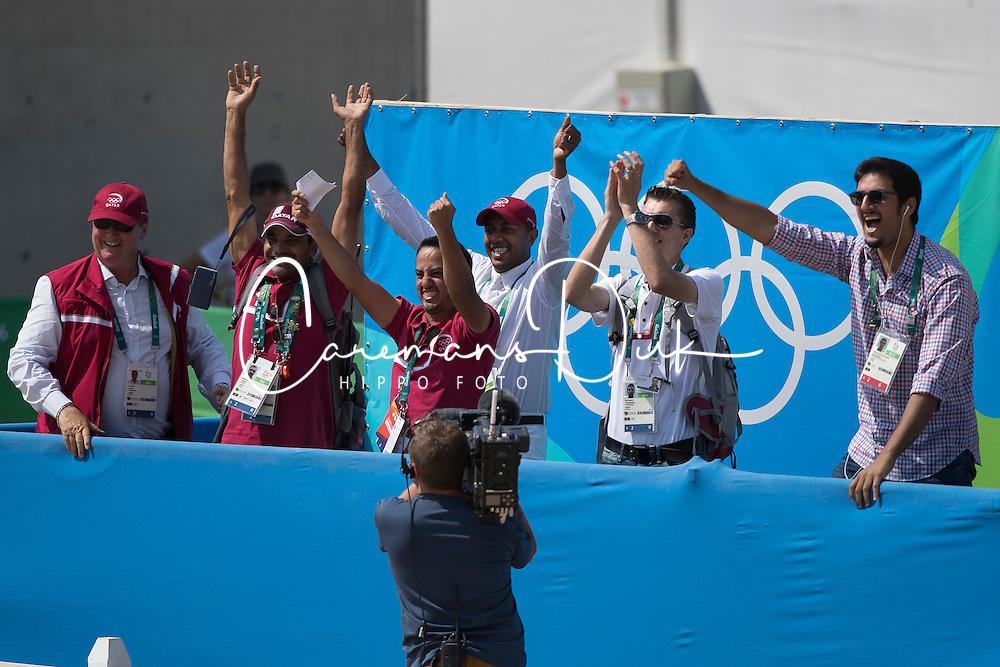 Sheikh Ali Al Thani Bin Khalid, QAT, First Devision<br /> Olympic Games Rio 2016<br /> © Hippo Foto - Dirk Caremans<br /> 19/08/16