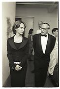 VICTORIA DUFFY, DENNIS HOPPER, Vanity Fair Serpentine Gala dinner. June 1995