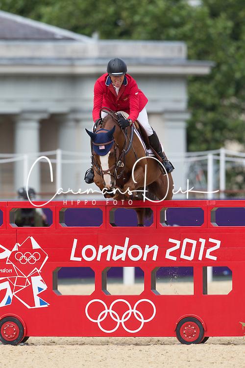 Fellers Rich (USA) - Flexible<br /> Olympic Games London 2012<br /> © Dirk Caremans