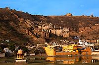 taragarh fort of Bundi in rajasthan state in india
