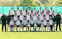 Fotball<br /> Landslag Tyskland 2003<br /> Foto: Digitalsport<br /> NORWAY ONLY<br /> Lagbilde Tyskland:<br /> Bak fra venstre:. Jens NOWOTNY, Thomas BRDARIC, Kevin KURANYI, Michael BALLACK, Christian W…RNS, Fredi BOBIC, Dietmar HAMANN, Christian ZIEGE<br /> Midten fra venstre: Teamchef Rudi V…LLER, Fu§balltrainer Michael SKIBBE, Jens JEREMIES, Christian RAHN, Miroslav KLOSE, Paul Slawo FREIER, Arne FRIEDRICH, Sebastian KEHL, Torwart Trainer Sepp MAIER, Fu§balltrainer Erich RUTEM…LLER<br /> Foran fra venstre: Bern SCHNEIDER, Philipp LAHM, Jens LEHMANN, Oliver KAHN, Timo HILDEBRAND, Andreas HINKEL, Torsten FRINGS