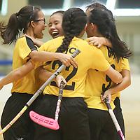 2016 National A Div Girls Floorball: CJC vs VJC