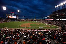 20101028 - World Series Game 2 - Texas Rangers at San Francisco Giants (Major League Baseball)