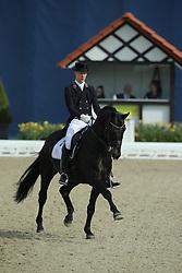 Bachmann Andersen Daniel, (DEN), Blue Hors Hotline<br /> Qualification Grand Prix Special<br /> Horses & Dreams meets Denmark - Hagen 2016<br /> © Hippo Foto - Stefan Lafrentz