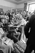 The wedding of Gabby Morrison & Tony Hackney, held at the their home, Dunira, Hawick. The reception was held the New Woll Golf course, Ashkirk, in the Scotths Borders