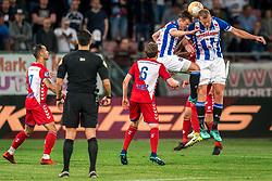 12-05-2018 NED: FC Utrecht - Heerenveen, Utrecht<br /> FC Utrecht win second match play off with 2-1 against Heerenveen and goes to the final play off / Henk Veerman #20 of SC Heerenveen,