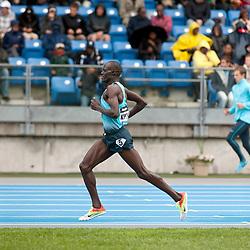 adidas Grand Prix Diamond League professional track & field meet: mens 5000 meters, Mark Kosgei KIPTOO, Kenay