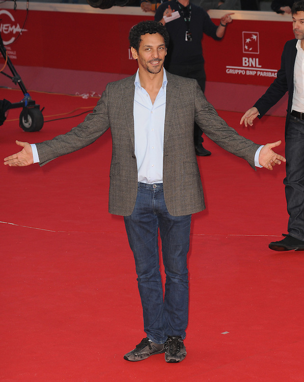 """Tomer Sisley . at the premiere of """"Nuit Blanche"""" during the 6th International Rome Film Festival..{month name}28, 2011, Rome, Italy.Picture: Catchlight Media / Featureflash"""