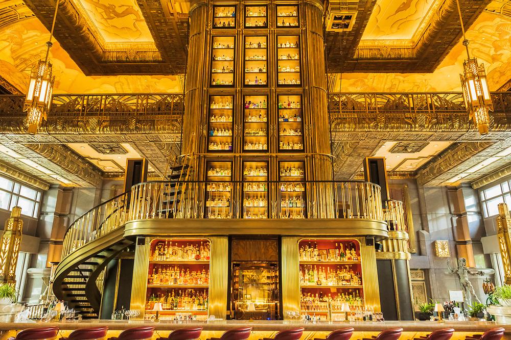 The Atlas Bar interior, Singapore, Singapore
