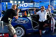 ADAC Rallye Deutschland 2012 - Trier (D)